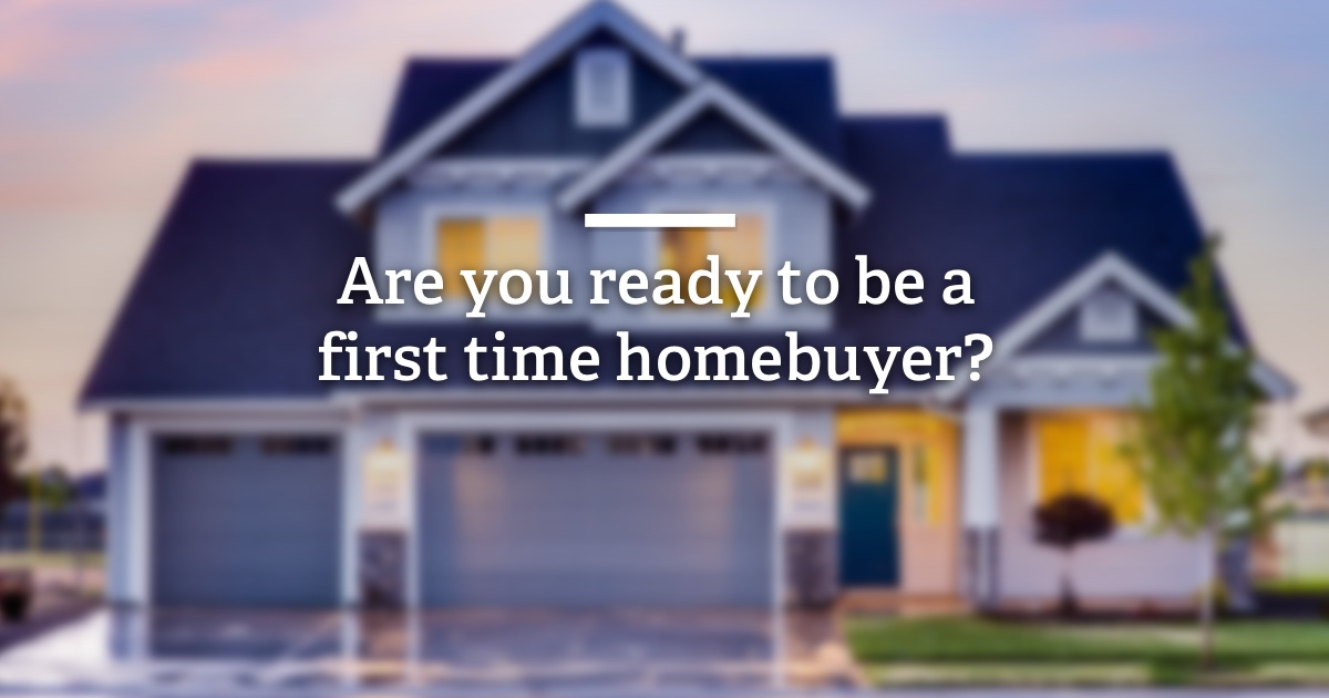 first time homebuyer
